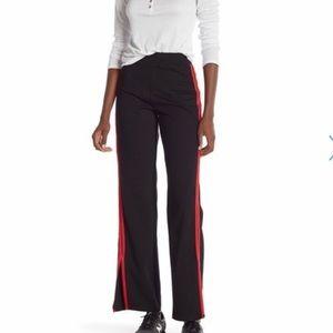 Thread and States Split Cuff Wide Leg Sweat Pants